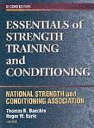 Essentials of Strength Training and Conditioning National Strength and Conditioning Association 2nd 2000 (Revised) edition cover