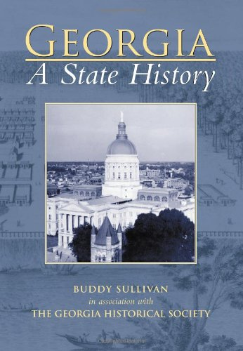 Georgia A State History  2010 edition cover