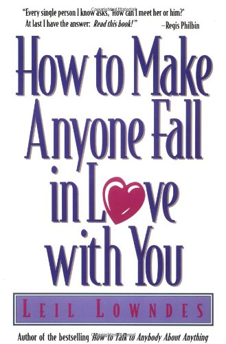 How to Make Anyone Fall in Love with You   1997 edition cover