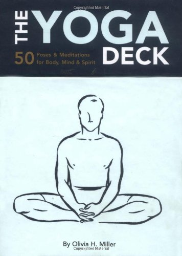 Yoga Deck 50 Poses and Meditations for Body, Mind, and Spirit N/A edition cover