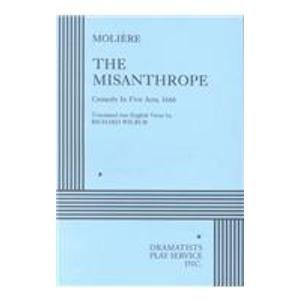 Misanthrope  N/A edition cover
