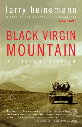 Black Virgin Mountain A Return to Vietnam N/A edition cover