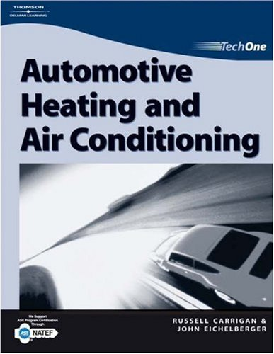 Automotive Heating and Air Conditioning   2006 9781401839895 Front Cover