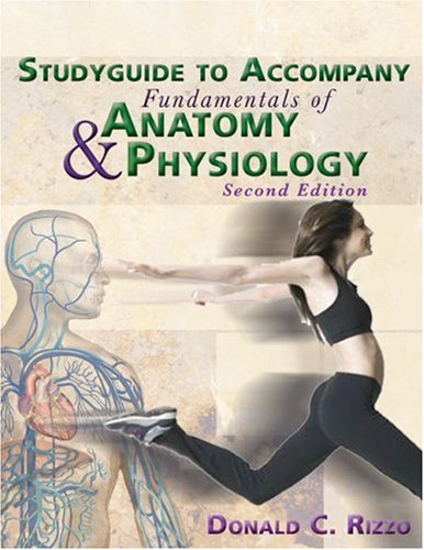 Fundamentals of Anatomy and Physiology  2nd 2006 (Guide (Pupil's)) edition cover