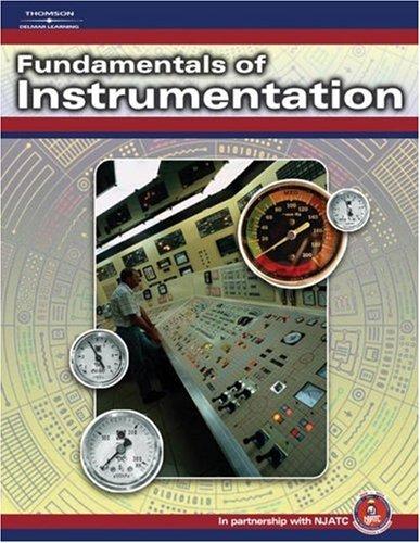 Fundamentals of Instrumentation   2005 edition cover