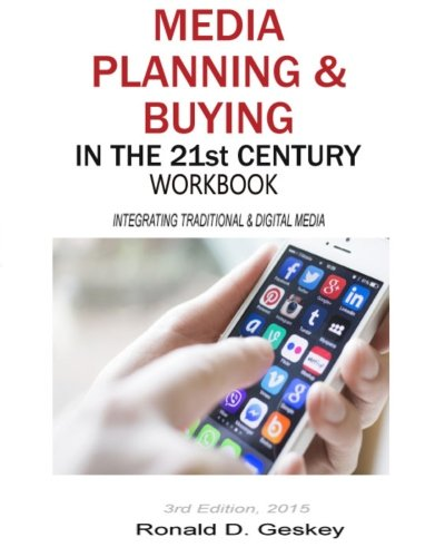 Media Planning and Buying in the 21st Century Workbook, 3rd Edition  N/A edition cover