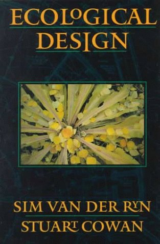 Ecological Design  2nd 1996 9781559633895 Front Cover