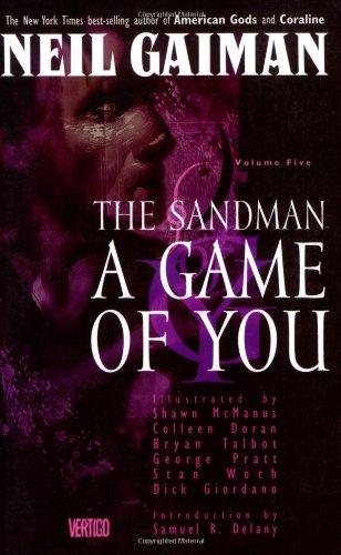 Game of You   1993 (Revised) edition cover
