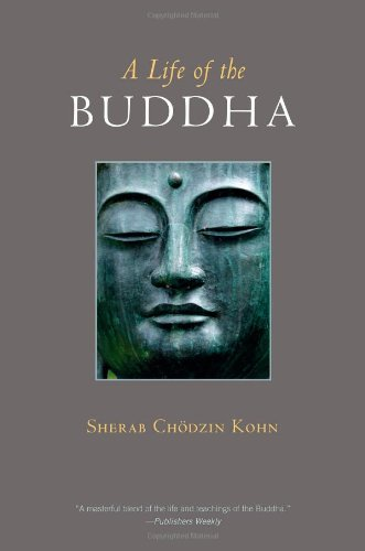 Life of the Buddha   2009 edition cover