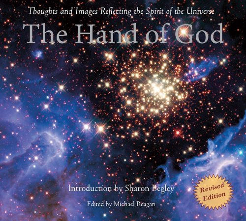 Hand of God Thoughts and Images Reflecting the Spirit of the Universe  2011 edition cover