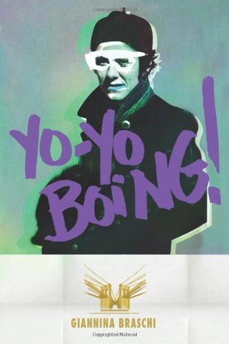 Yo-Yo Boing! (Spanglish)   2011 (Unabridged) 9781611090895 Front Cover