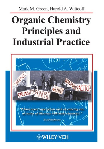 Organic Chemistry Principles and Industrial Practice   2003 edition cover