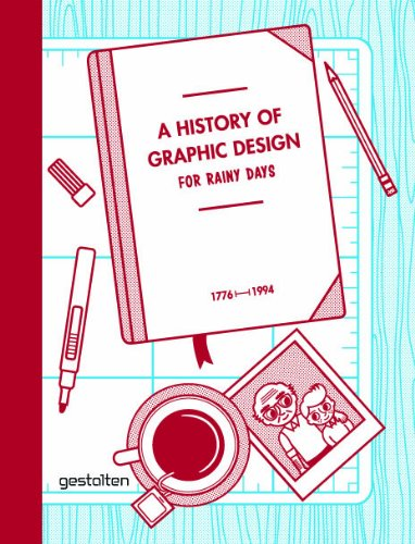History of Graphic Design for Rainy Days   2011 edition cover