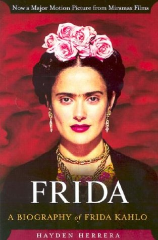 Frida A Biography of Frida Kahlo  1983 edition cover