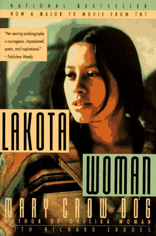 Lakota Woman  Movie Tie-In  edition cover