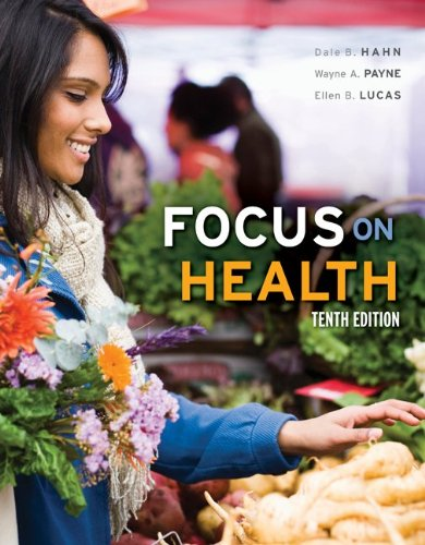Focus on Health  10th 2011 edition cover