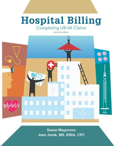 Hospital Billing Completing Ub-04 Claims 2nd 2009 edition cover