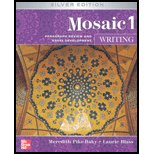 Mosaic  5th 2007 edition cover