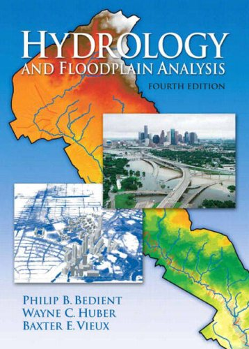 Hydrology and Floodplain Analysis  4th 2008 edition cover