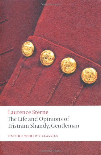 Life and Opinions of Tristram Shandy, Gentleman  2nd 2009 (Revised) edition cover