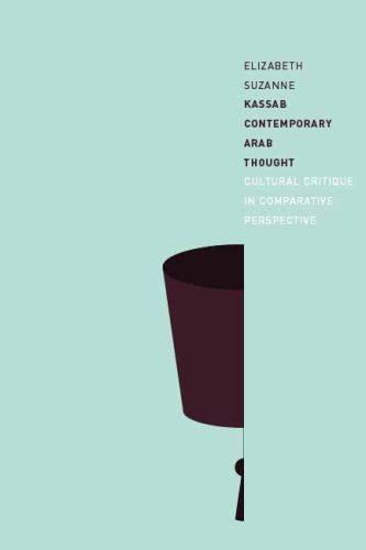 Contemporary Arab Thought Cultural Critique in Comparative Perspective  2009 9780231144896 Front Cover