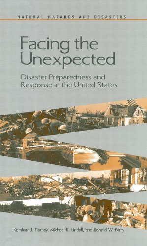 Facing the Unexpected Disaster Preparedness and Response in the United States  2001 edition cover