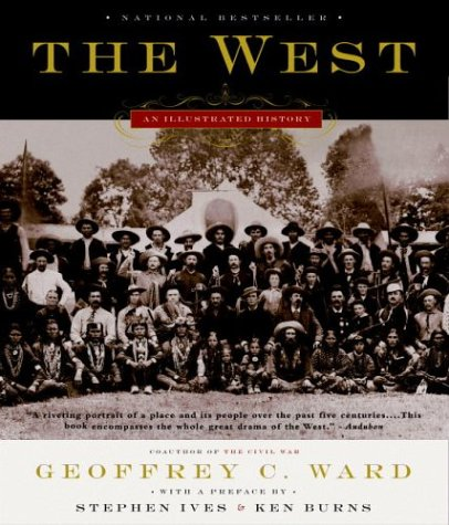 West An Illustrated History N/A 9780316735896 Front Cover