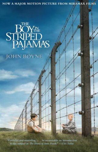 Boy in the Striped Pajamas   2008 (Movie Tie-In) edition cover
