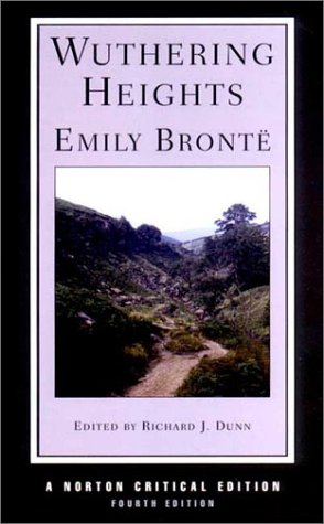 Wuthering Heights  4th 2002 edition cover