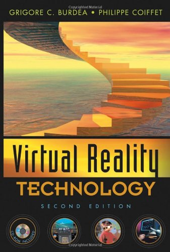 Virtual Reality Technology  2nd 2003 (Revised) 9780471360896 Front Cover
