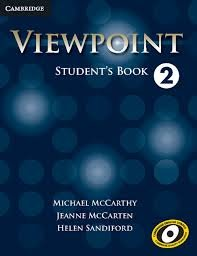 VIEWPOINT LEVEL 2 STUDENT'S BOOK   2014 edition cover