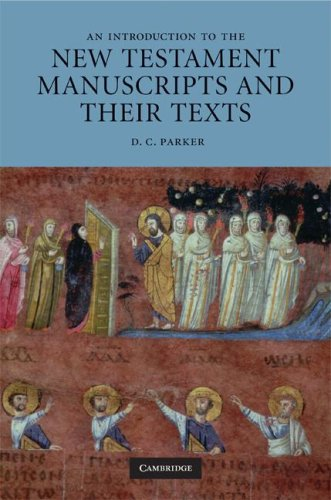 Introduction to the New Testament Manuscripts and Their Texts   2008 edition cover