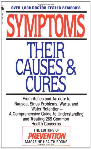 Symptoms Their Causes and Cures  1994 (Reprint) 9780553569896 Front Cover