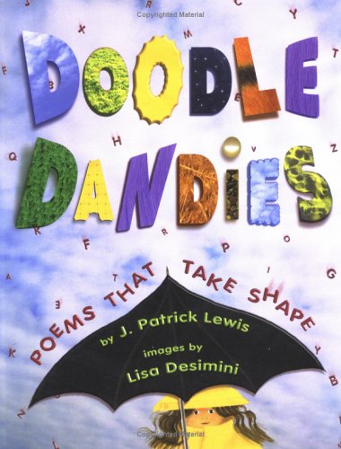 Doodle Dandies Poems That Take Shape  2002 edition cover