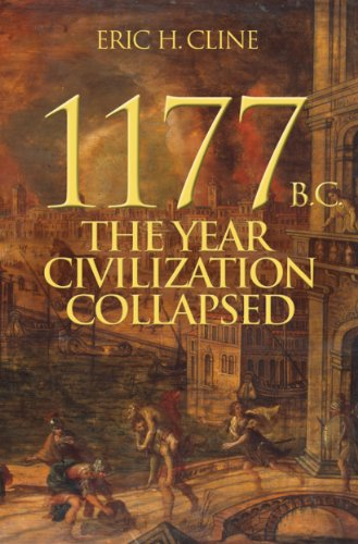 1177 B. C. - The Year Civilization Collapsed   2014 edition cover