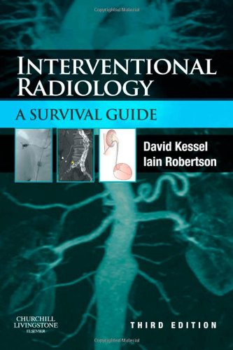 Interventional Radiology A Survival Guide 3rd 2010 edition cover