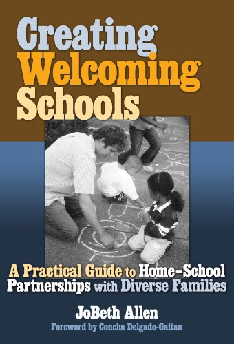 Creating Welcoming Schools A Practical Guide to Home-School Partnerships with Diverse Families  2006 edition cover