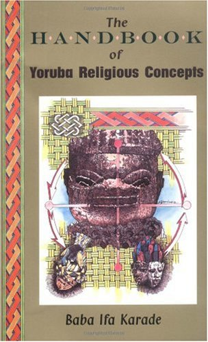 Handbook of Yoruba Religious Experience   1994 (Reprint) edition cover