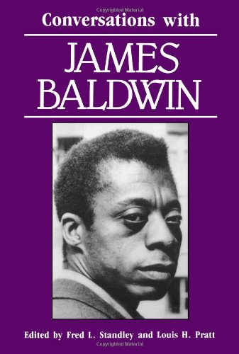 Conversations with James Baldwin   1989 edition cover