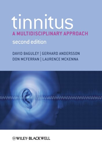 Tinnitus A Multidisciplinary Approach 2nd 2012 9781405199896 Front Cover