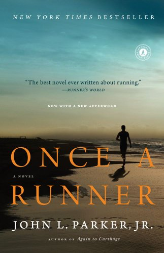 Once a Runner A Novel  2010 edition cover