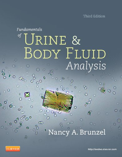 Fundamentals of Urine and Body Fluid Analysis  3rd 2012 edition cover