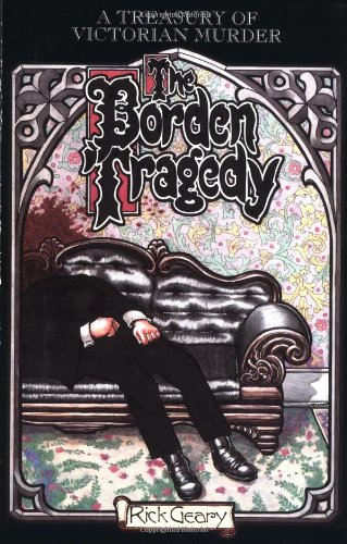 Borden Tragedy   2000 edition cover