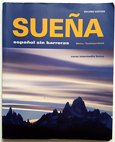 Suena  2nd (Student Manual, Study Guide, etc.) edition cover