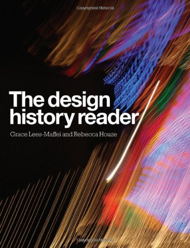 Design History Reader   2010 edition cover