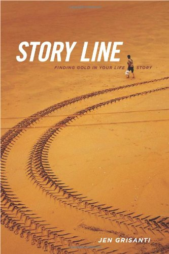 Story Line Finding Gold in Your Life Story  2011 9781932907896 Front Cover