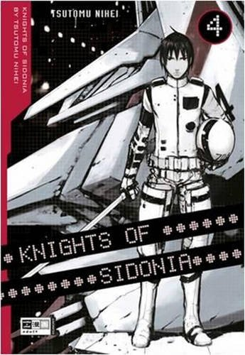 Knights of Sidonia, Volume 4   2013 9781935654896 Front Cover