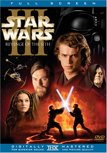 Star Wars, Episode III: Revenge of the Sith (Full Screen Edition) System.Collections.Generic.List`1[System.String] artwork