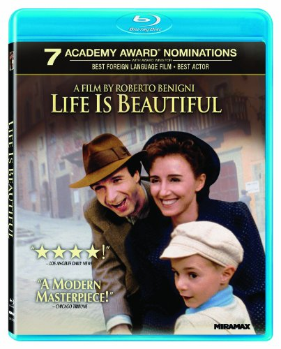 Life is Beautiful [Blu-ray] System.Collections.Generic.List`1[System.String] artwork