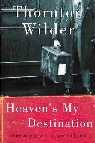 Heaven's My Destination   2003 edition cover